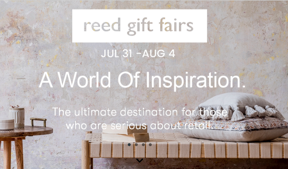 Reed Gift Fair – Trade Exhibit Opportunity